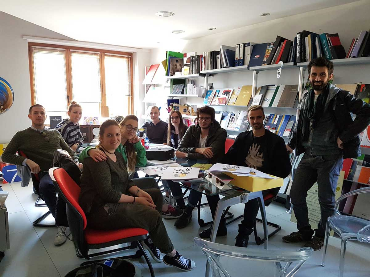workshop con istituto europeo di design torino