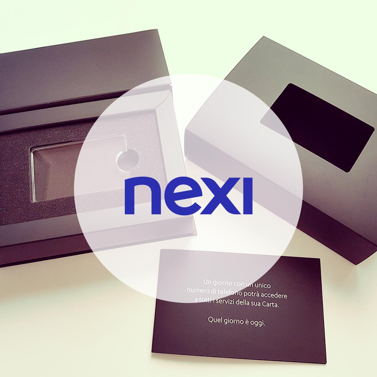 welcome kit nexi