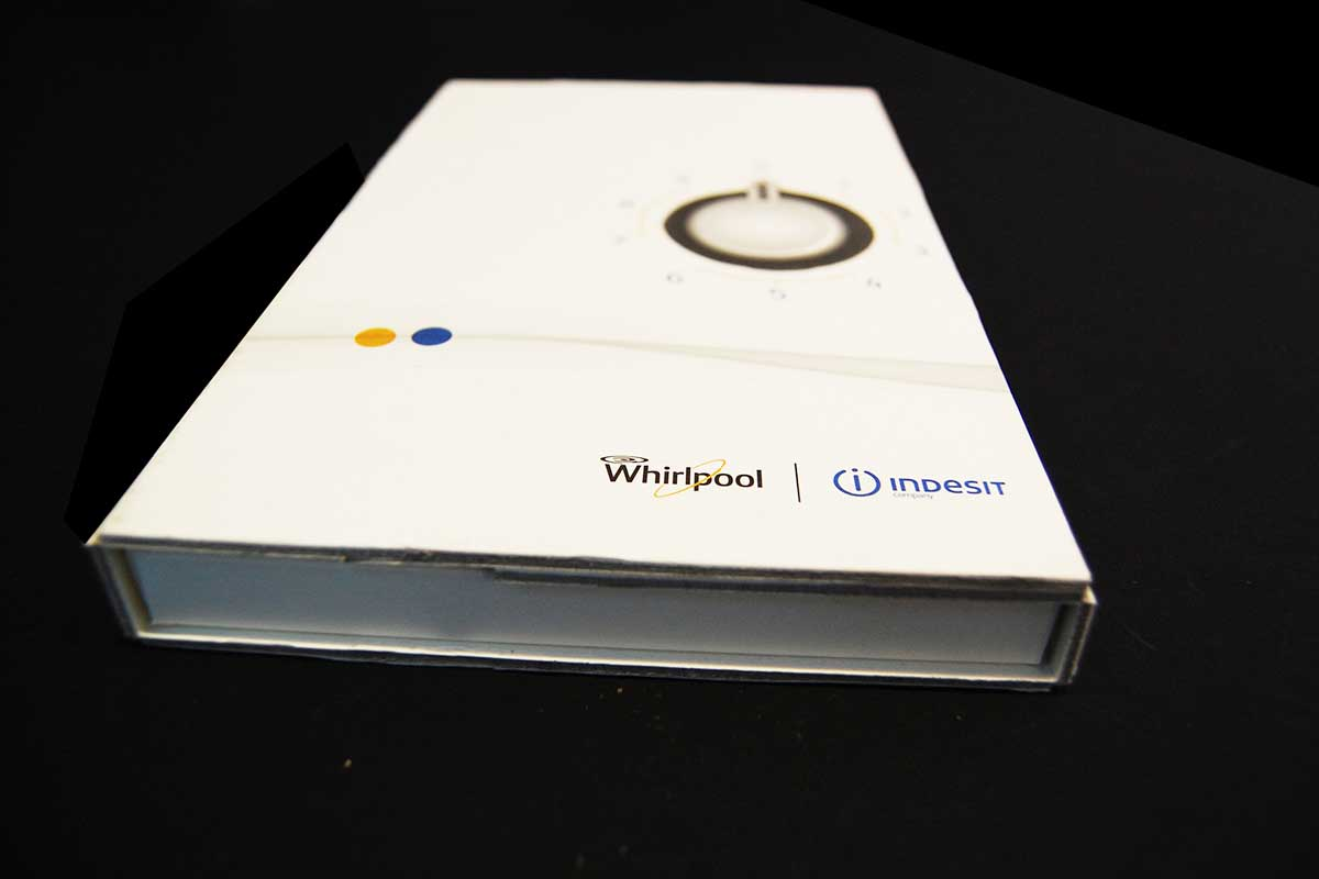 press kit Whirlpool