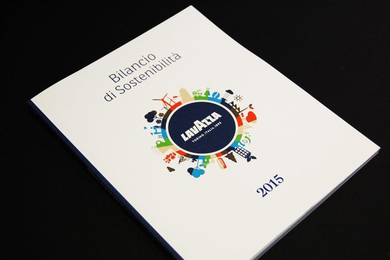 Bilancio sostenibilità Lavazza 2015