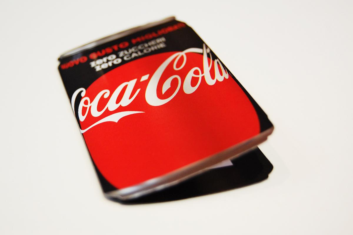 Flyer Coca Cola