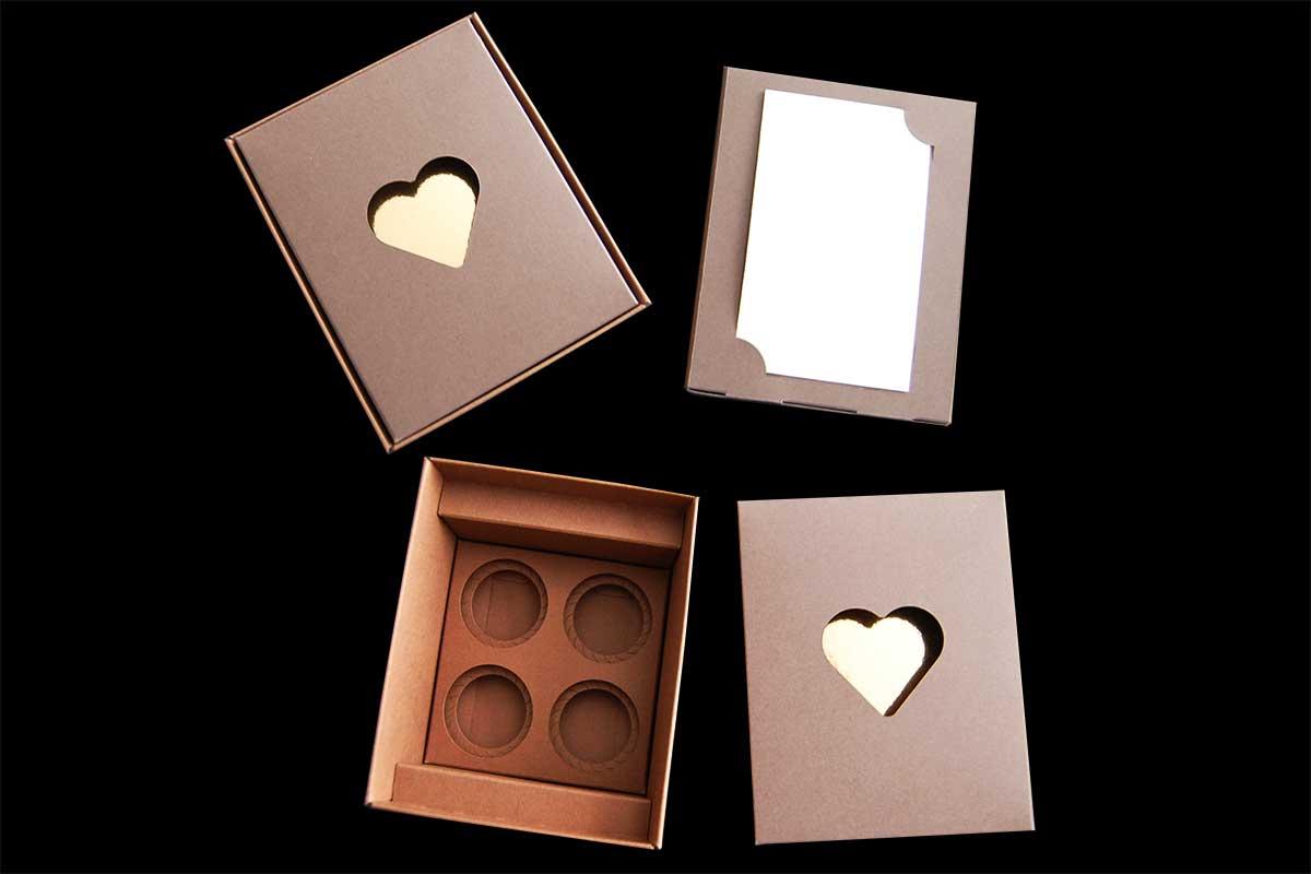 Scatola per cioccolatini