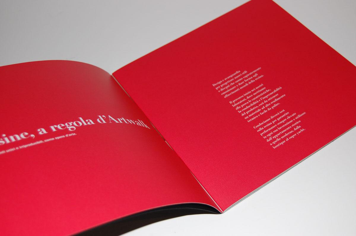 Brochure Artwalk