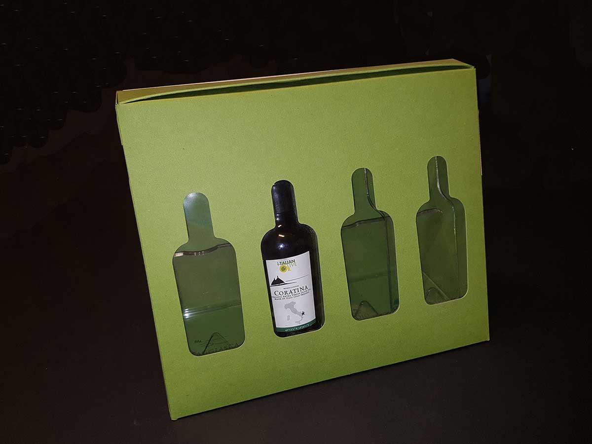 Scatola per bottiglie