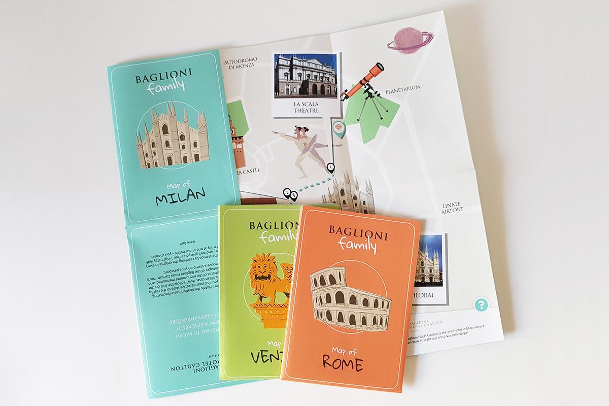 Mappe Baglioni Hotels